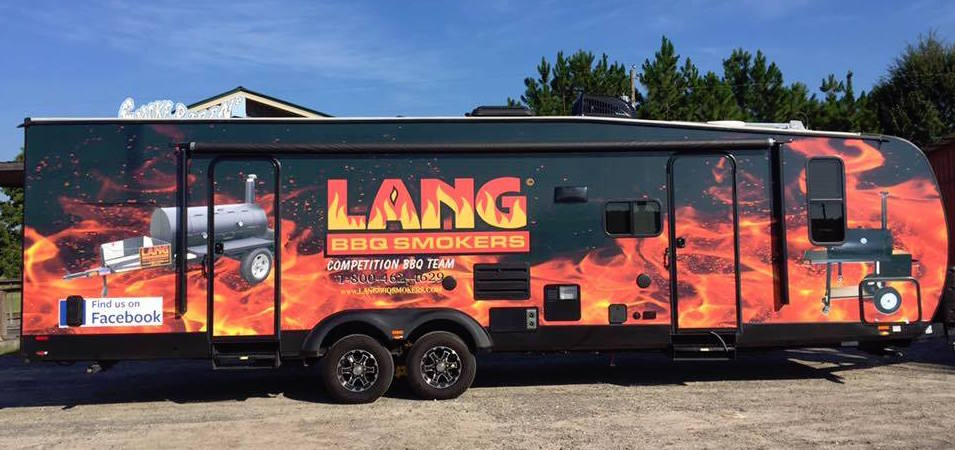 Lanb BBQ Competition Team