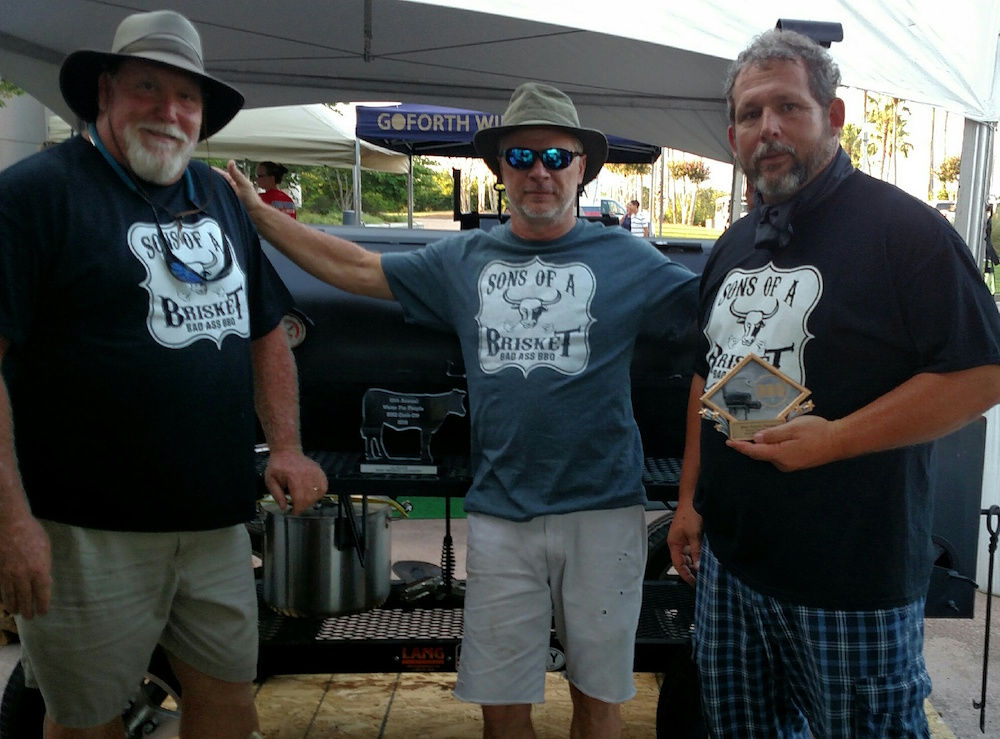Lang BBQ Competition Team